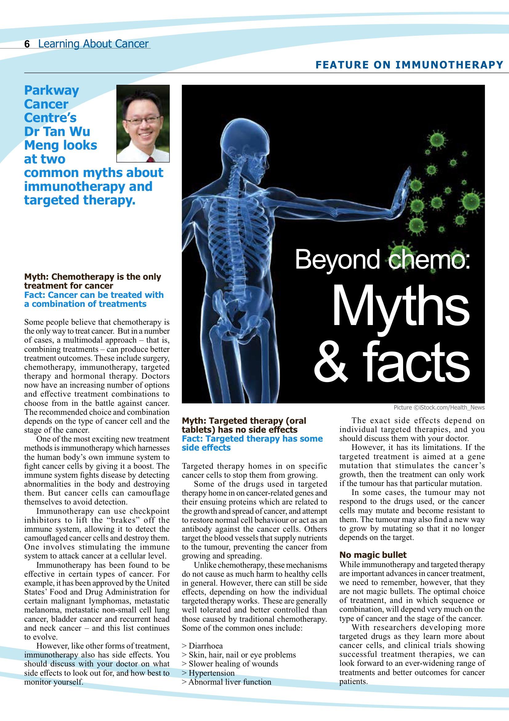 Battling by PCC Health News 6-6