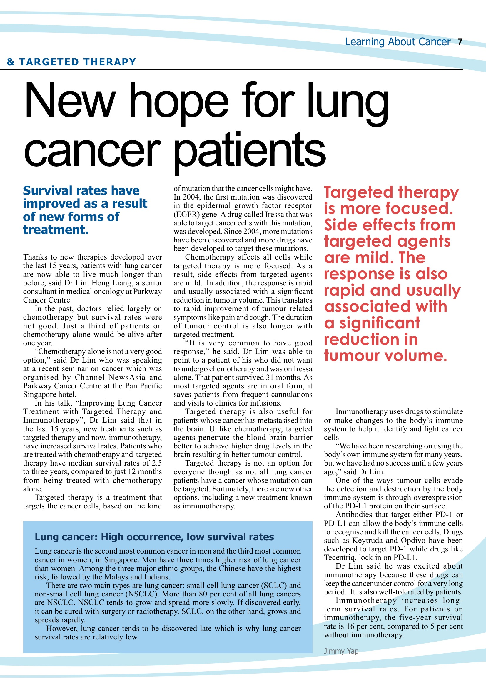 Battling by PCC Health News 7-7