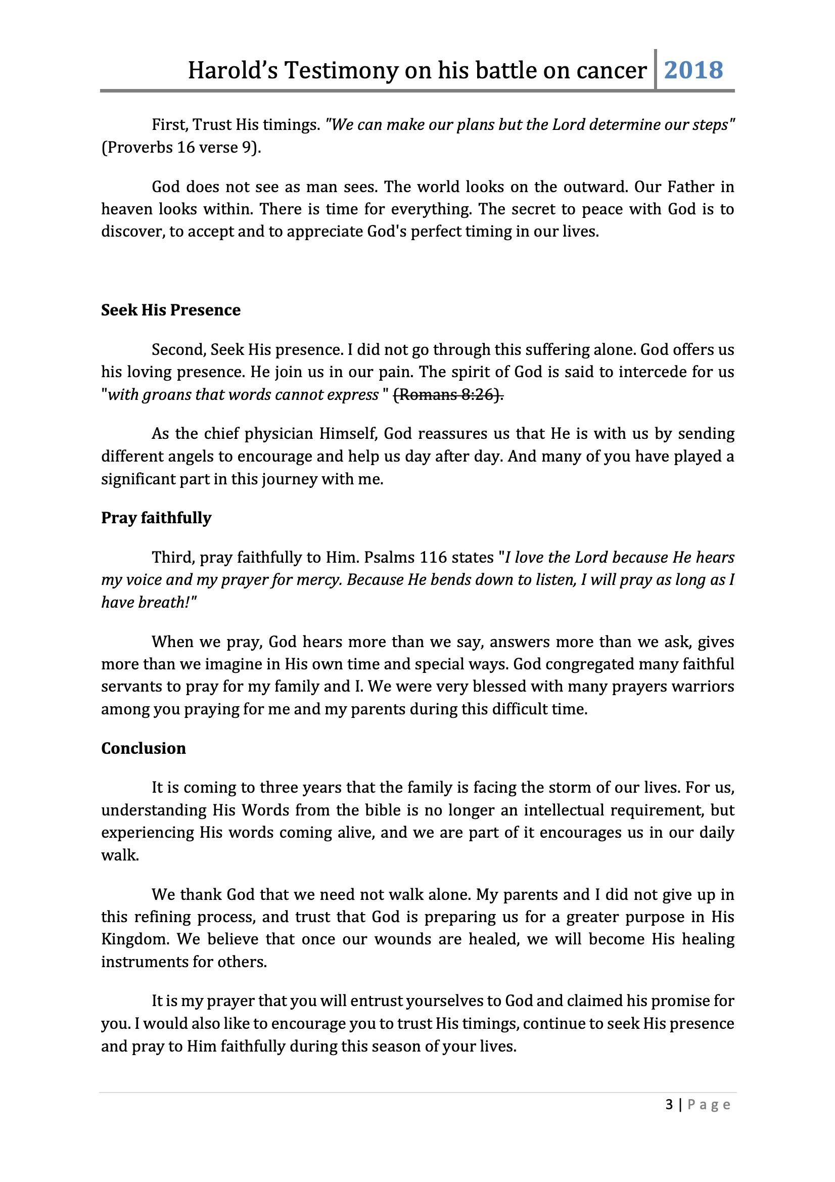 Battling sarcoma_Harold_testimony 3-3