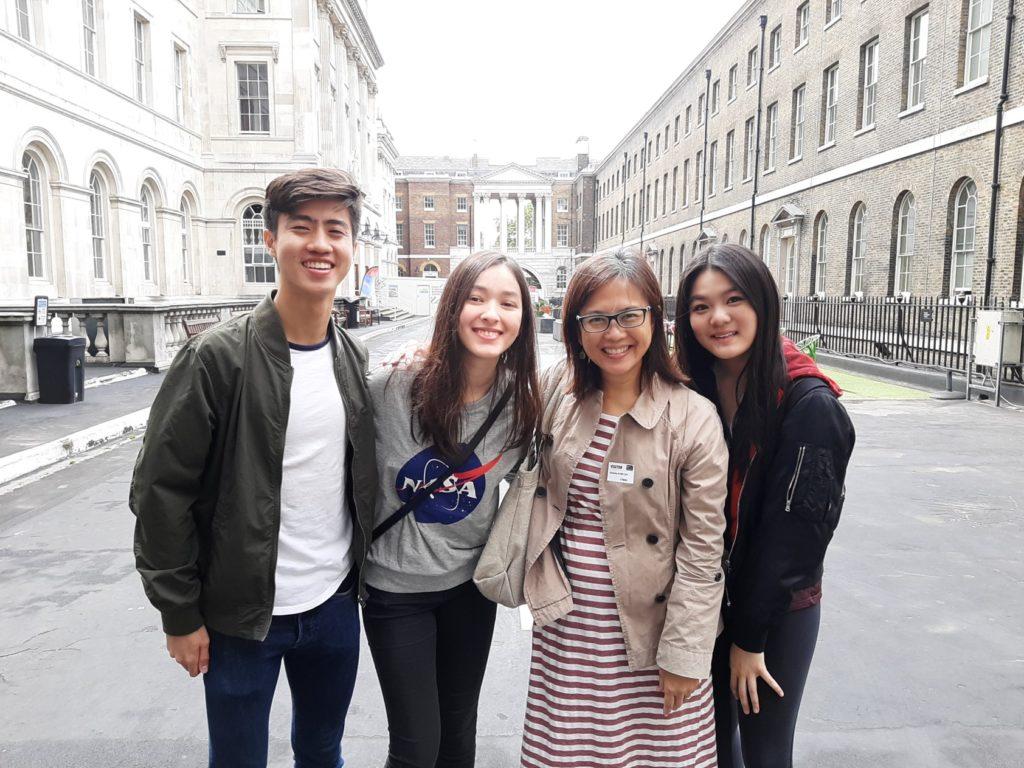 Fulfilling Harold's Wish king's college London