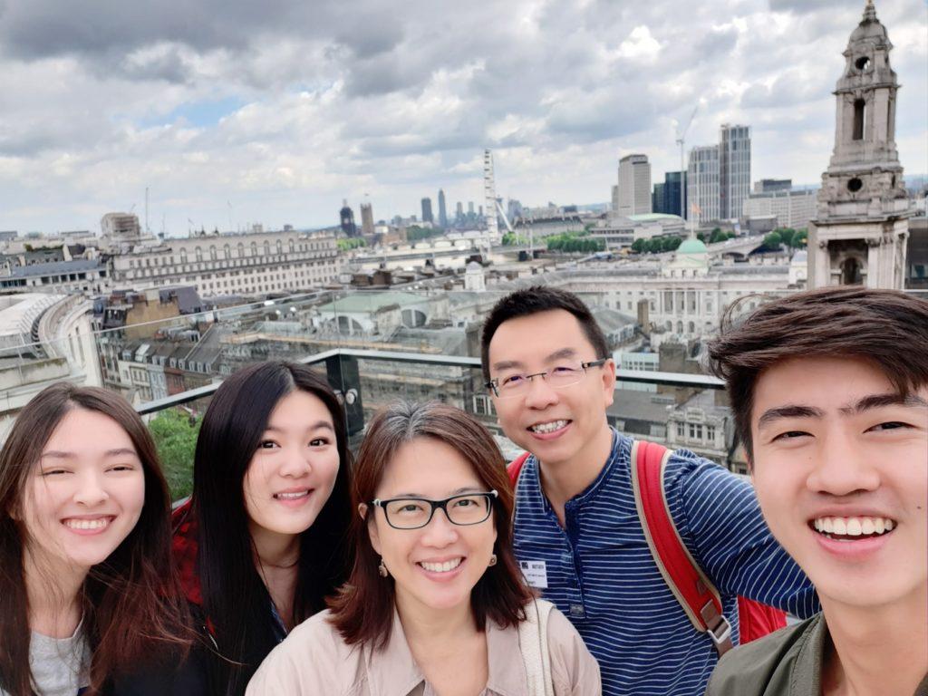 Fulfilling Harold's Wish king's college London_2